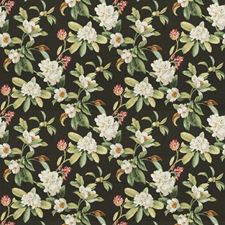 Nightfall Floral Drapery and Upholstery Fabric by Fabricut
