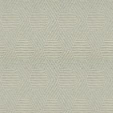 Spa Geometric Drapery and Upholstery Fabric by Fabricut
