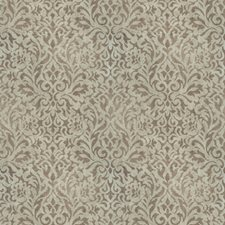 Patina Damask Drapery and Upholstery Fabric by Vervain