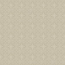 Latte Medallion Drapery and Upholstery Fabric by Stroheim