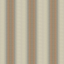 Sienna Gray Stripes Drapery and Upholstery Fabric by Vervain