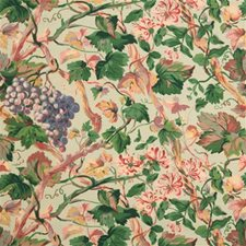 Celadon Vegetable Drapery and Upholstery Fabric by Lee Jofa