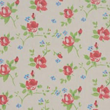 Enamel Drapery and Upholstery Fabric by RM Coco