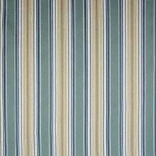 Spring Stripe Drapery and Upholstery Fabric by Greenhouse