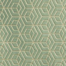 Aqua Marine Drapery and Upholstery Fabric by Scalamandre