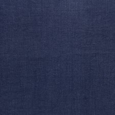 Denim Blue Linen Drapery and Upholstery Fabric by Scalamandre