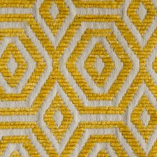 Misted Yellow Drapery and Upholstery Fabric by Scalamandre