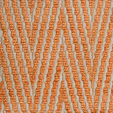 Orange Koi Drapery and Upholstery Fabric by Scalamandre