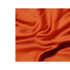 Burnt Orange Drapery and Upholstery Fabric by Scalamandre