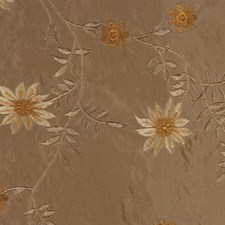 Nougat Drapery and Upholstery Fabric by RM Coco