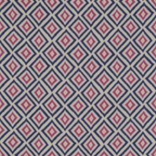 Paradise Ikat Drapery and Upholstery Fabric by Andrew Martin