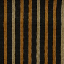 Black/Gold Drapery and Upholstery Fabric by RM Coco