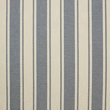 Denim Stripe Drapery and Upholstery Fabric by Pindler