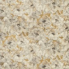 Tuscan Botanical Drapery and Upholstery Fabric by Kravet