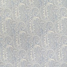 Cabana Paisley Drapery and Upholstery Fabric by Greenhouse