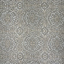 Glacier Metallic Drapery and Upholstery Fabric by Greenhouse