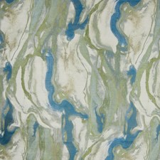 Azure Metallic Drapery and Upholstery Fabric by Greenhouse
