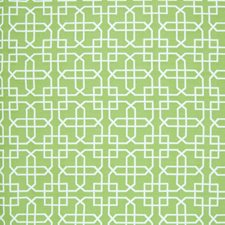 Island Green Lattice Drapery and Upholstery Fabric by Greenhouse