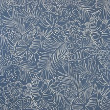 Reef Tropical Drapery and Upholstery Fabric by Greenhouse