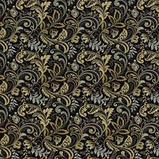 Night Drapery and Upholstery Fabric by Kasmir