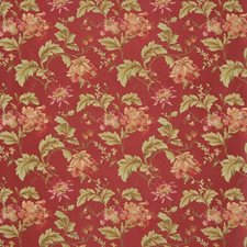 Ruby Drapery and Upholstery Fabric by Kasmir