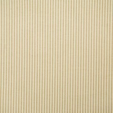 Buff Stripe Drapery and Upholstery Fabric by Pindler