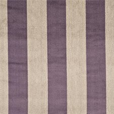 Plum/Mink Stripes Drapery and Upholstery Fabric by G P & J Baker