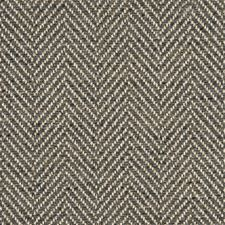 Pewter Jacquards Drapery and Upholstery Fabric by G P & J Baker