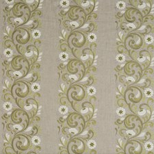Willow Embroidery Drapery and Upholstery Fabric by G P & J Baker