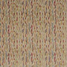 Bronze/Multi Velvet Drapery and Upholstery Fabric by G P & J Baker