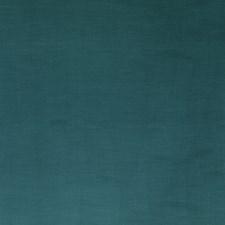 Teal Velvet Drapery and Upholstery Fabric by G P & J Baker