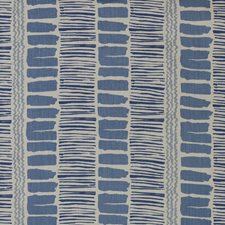 Blue Modern Drapery and Upholstery Fabric by Lee Jofa