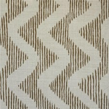 Brwn/Natural Print Drapery and Upholstery Fabric by Lee Jofa