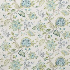 Spring Botanical Drapery and Upholstery Fabric by Kravet