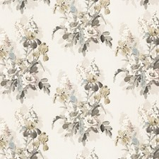 Ivory/Mole Animal Drapery and Upholstery Fabric by G P & J Baker