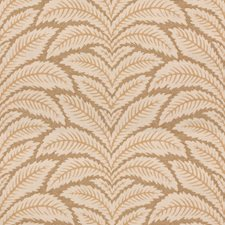 Eige Botanical Drapery and Upholstery Fabric by Brunschwig & Fils