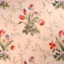 Soleil Botanical Drapery and Upholstery Fabric by Brunschwig & Fils