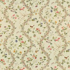 Vanilla Asian Drapery and Upholstery Fabric by Brunschwig & Fils