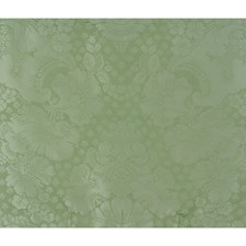 Vert Damask Drapery and Upholstery Fabric by Brunschwig & Fils