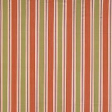 Pine/Rust/Plum Stripes Drapery and Upholstery Fabric by Brunschwig & Fils
