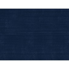 Florent Silk Velvet Navy Silk Drapery and Upholstery Fabric by Brunschwig & Fils