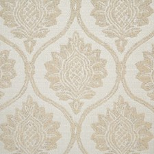Buff Damask Drapery and Upholstery Fabric by Pindler