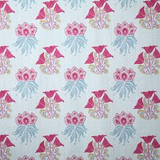 Magenta Traditional Drapery and Upholstery Fabric by Pindler