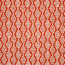 Tomato Drapery and Upholstery Fabric by Pindler