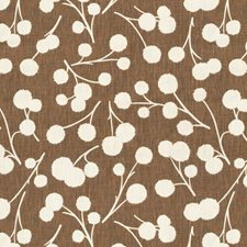 Coco Botanical Drapery and Upholstery Fabric by Kravet