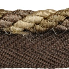 Cord With Lip Brown/Beige Trim by Threads