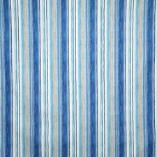 Azul Stripe Drapery and Upholstery Fabric by Pindler
