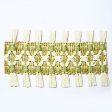 Tape Braid Peridot Trim by Pindler