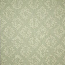 Verdigris Damask Drapery and Upholstery Fabric by Pindler