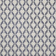 Turkish Tile Drapery and Upholstery Fabric by Maxwell